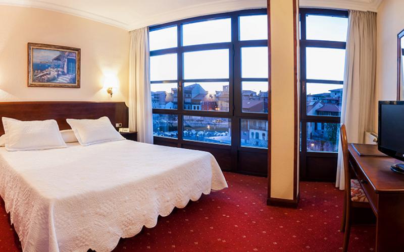 Hotel Las Rocas - habitación doble