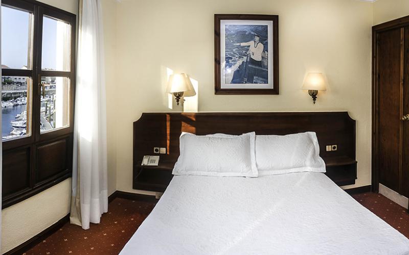 Hotel Las Rocas - habitación sencilla