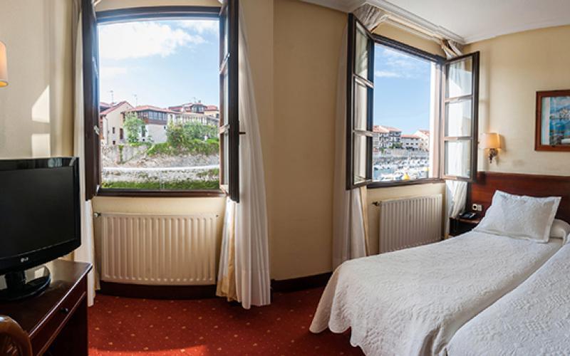 Hotel Las Rocas - habitación twin
